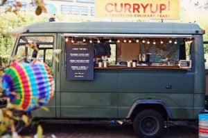 CURRYUP! – Curry Foodtruck