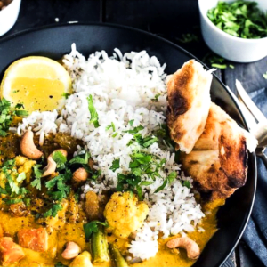 Curry uit Indiase foodtruck