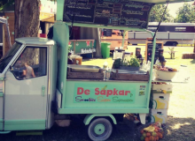 Sap foodtruck – De Sapkar