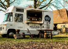 Originele foodtruck – De Melkbus