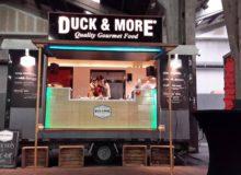 Gourmet foodtruck – Duck en More