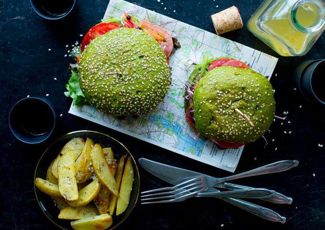 Vegetarische foodtrucks: Meer dan een salade!