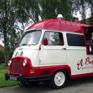El Bollo Renault foodtruck
