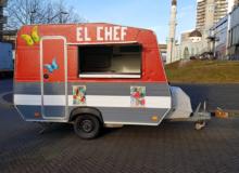 EL CHEF – SPAANSE FOODTRUCK CARAVAN