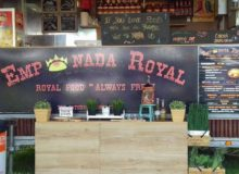 Argentijnse foodtruck – Empanada Royal