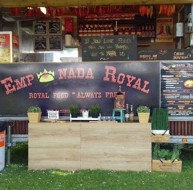empanada royal foodtruck