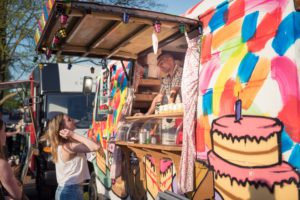 Foodtruck festivals de Foodstoet