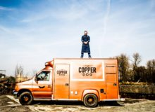 Hotdog foodtruck – Copperdog