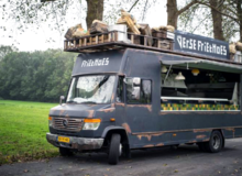 BIOLOGISCHE FRIET FOODTRUCK – FRIETHOES
