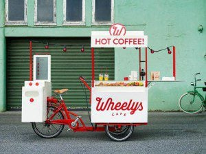 hot coffee foodfiets