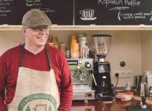 Il Berretto – Italiaanse koffie kar