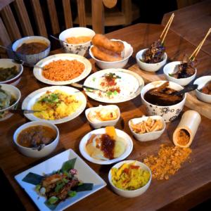 Javaanse catering uit Indonesische Foodtruck