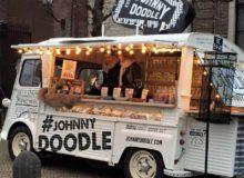 Johnny Doodle foodtruck – Chocolate Fudge