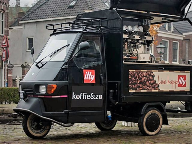 Koffie & Zo – Illy Koffie Foodtruck