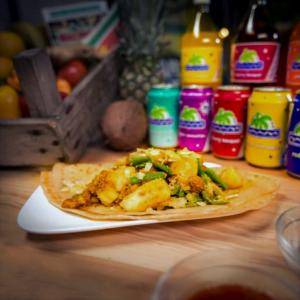Surinaamse gerechten en Fernandes drinks bij Latin Food 4 You