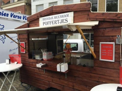 Lonny's Foodkraam poffertjes