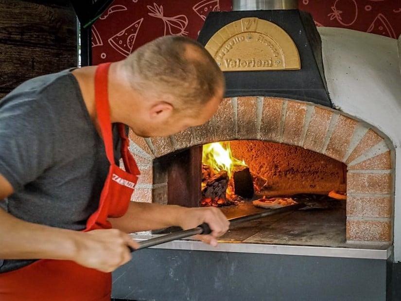 Pizza met Pazzi