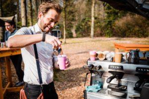 mini coffee bar koffie op locatie