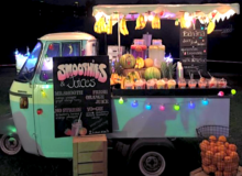 Mr Smooth – Sapjes & Smoothie Foodtruck