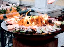 DE GELEGENHEID – UITGEBREIDE OFYR BBQ CATERING