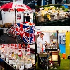 pimms tricycle foodfiets