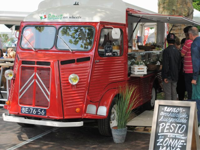 Renzo's on Wheels – Fingerfood Foodtruck