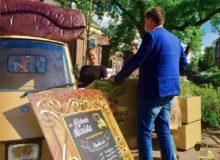 De Rijdende Barista – Koffie Foodtruck