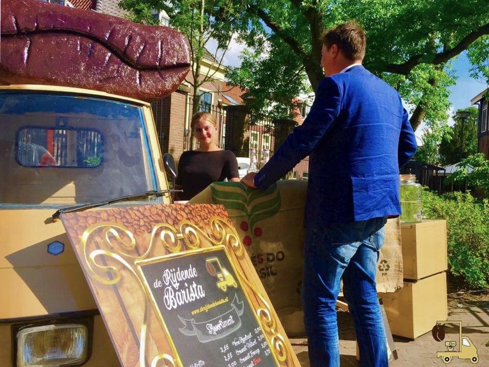 De Rijdende Barista - Koffie Foodtruck
