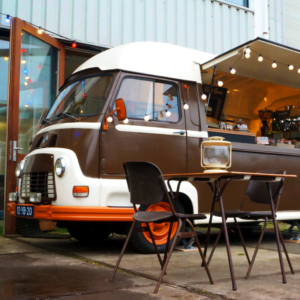 Roast Beans Renault foodtruck