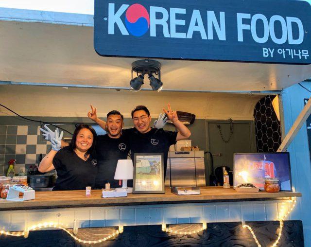 Koreaanse Foodtruck – Aginamu
