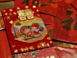 rode envelop chinees nieuwjaar 2018