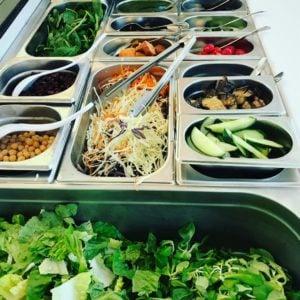 stewart & sally saladebar