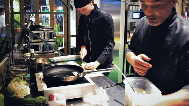 Soep met een Vork verzorgt catering zonder poespas