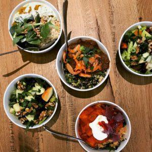 stewart & sally stoofgerechten en salade