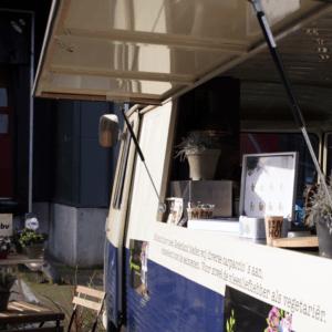 foodtruck car paccio staat in het zonnetje